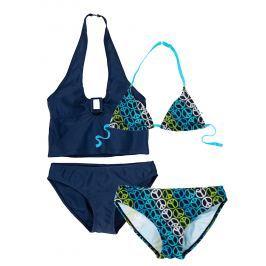 Bikini+tankini (4-részes szett) bonprix