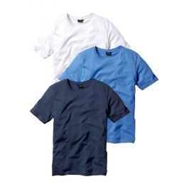Dupla hatású póló (3 db-os csomag) bonprix
