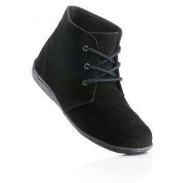 Bőrcipő High Top bonprix