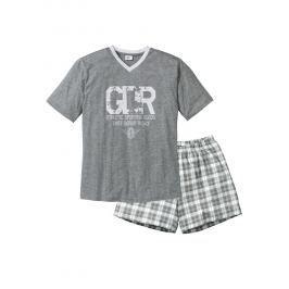 Rövidnadrágos pizsama bonprix