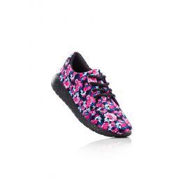 Virágmintás szabadidőcipő bonprix