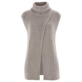Ujjatlan pulóver bonprix