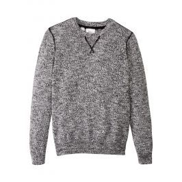 Melírozott pulóver bonprix