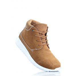 Szabadidős bőrcipő bonprix