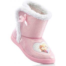 Frozen gyermek házi cipő bonprix