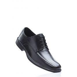 Fűzős bőrcipő bonprix