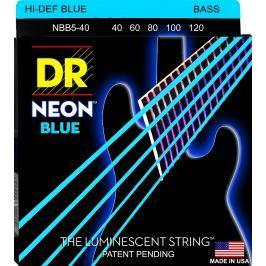 DR Strings NBB5-40