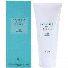Acqua dell' Elba Blu Women testkrém nőknek 200 ml