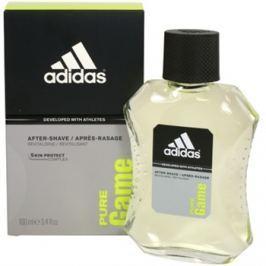 Adidas Pure Game borotválkozás utáni arcvíz férfiaknak 100 ml