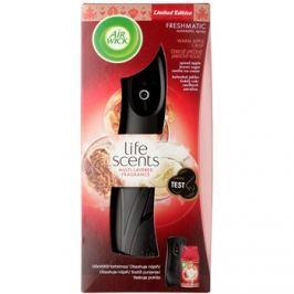 Air Wick Life Scents Warm Apple Crisp automatikus légfrissítő 250 ml töltelékkel