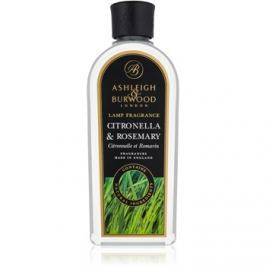 Ashleigh & Burwood London Lamp Fragrance Citronella & Rosemary katalitikus lámpa utántöltő 500 ml