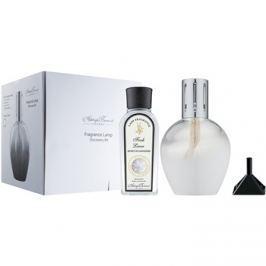 Ashleigh & Burwood London White ajándékszett I. (Fresh Linen) lámpa 17 x 9,5 cm + utántöltő 180 ml