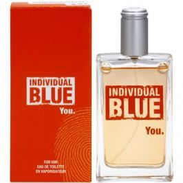 Avon Individual Blue You eau de toilette férfiaknak 100 ml