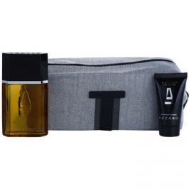 Azzaro Azzaro Pour Homme ajándékszett XV.   Eau de Toilette 100 ml + tusfürdő gél 50 ml + kozmetikai táska