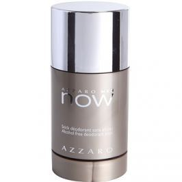 Azzaro Now Men stift dezodor férfiaknak 75 ml