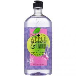 Bath & Body Works Apple Blossom & Lavender tusfürdő nőknek 295 ml