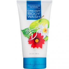 Bath & Body Works Beautiful Day tusoló krém nőknek 236 ml