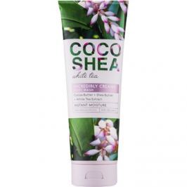 Bath & Body Works Cocoshea White Tea tusoló krém nőknek 296 ml