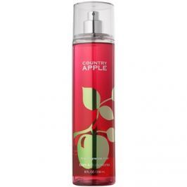 Bath & Body Works Country Apple testápoló spray nőknek 236 ml