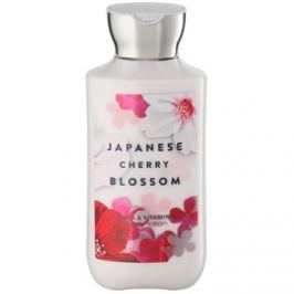 Bath & Body Works Japanese Cherry Blossom testápoló tej nőknek 236 ml