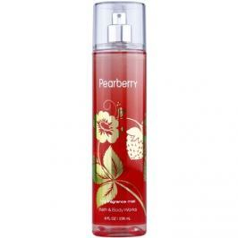 Bath & Body Works Pearberry testápoló spray nőknek 236 ml