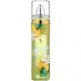 Bath & Body Works Sparkling Limoncello testápoló spray nőknek 236 ml