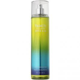 Bath & Body Works Tahiti Island Dream testápoló spray nőknek 236 ml