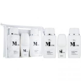 Bettina Barty Classic Musk ajándékszett II.  testápoló tej 150 ml + tusoló- és fürdő olaj 150 ml + golyós dezodor 50 ml