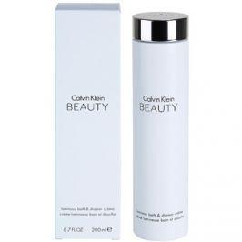 Calvin Klein Beauty tusoló krém nőknek 200 ml