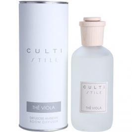 Culti Stile aroma diffúzor töltelékkel 250 ml közepes csomagolás (Thé Viola)