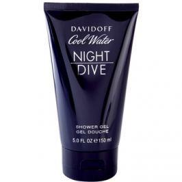 Davidoff Cool Water Night Dive tusfürdő férfiaknak 150 ml