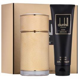 Dunhill Icon Absolute ajándékszett I.  Eau de Parfum 100 ml + tusfürdő gél 90 ml