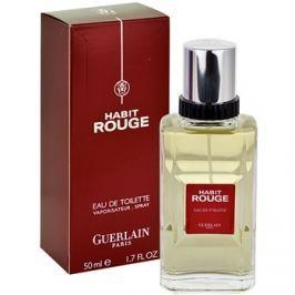 Guerlain Habit Rouge eau de toilette férfiaknak 50 ml