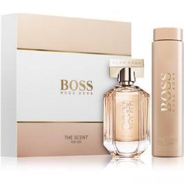 Hugo Boss Boss The Scent ajándékszett III.  Eau de Parfum 100 ml + testápoló tej 200 ml