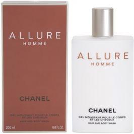 Chanel Allure Homme tusfürdő férfiaknak 200 ml