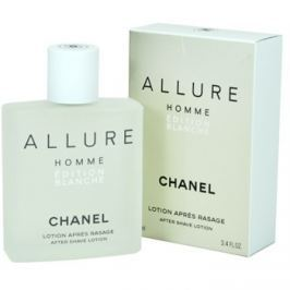 Chanel Allure Homme Édition Blanche borotválkozás utáni arcvíz férfiaknak 100 ml