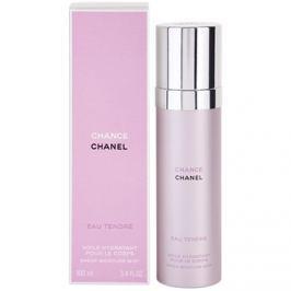Chanel Chance Eau Tendre testápoló spray nőknek 100 ml