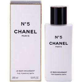 Chanel N° 5 fürdő termék nőknek 200 ml