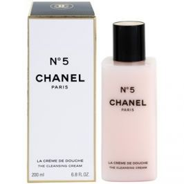 Chanel N° 5 tusoló krém nőknek 200 ml