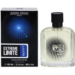 Jeanne Arthes Extreme Limite Sport eau de toilette férfiaknak 100 ml