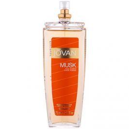 Jovan Musk testápoló spray nőknek 75 ml