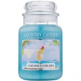Kringle Candle Country Candle Coconut Colada illatos gyertya  652 g