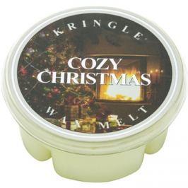 Kringle Candle Cozy Christmas illatos viasz aromalámpába 35 g
