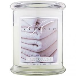 Kringle Candle Warm Cotton illatos gyertya  411 g