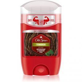 Old Spice Odour Blocker Timber antiperspirant  férfiaknak 50 ml