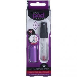 Perfumepod Pure szórófejes parfüm utántöltő palack unisex 5 ml  (Purple)