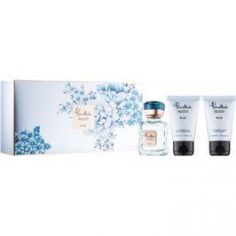 Pomellato Nudo Blue ajándékszett I.  Eau de Parfum 25 ml + testápoló tej 30 ml + tusfürdő gél 30 ml