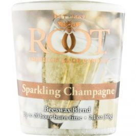 Root Candles Sparkling Champagne viaszos gyertya 60 g