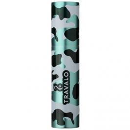 Travalo Classic Case műanyag tok az újratölthető parfümszóróhoz unisex    Camouflage Green