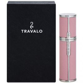 Travalo Milano szórófejes parfüm utántöltő palack unisex 5 ml  Pink